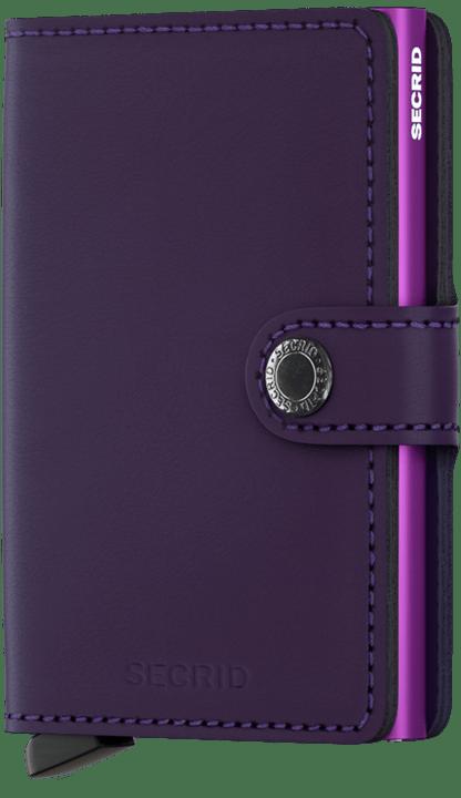Miniwallet Matte Purple