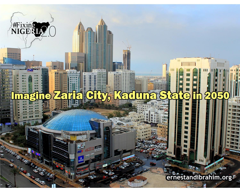 zaria - #FixingNigeria2
