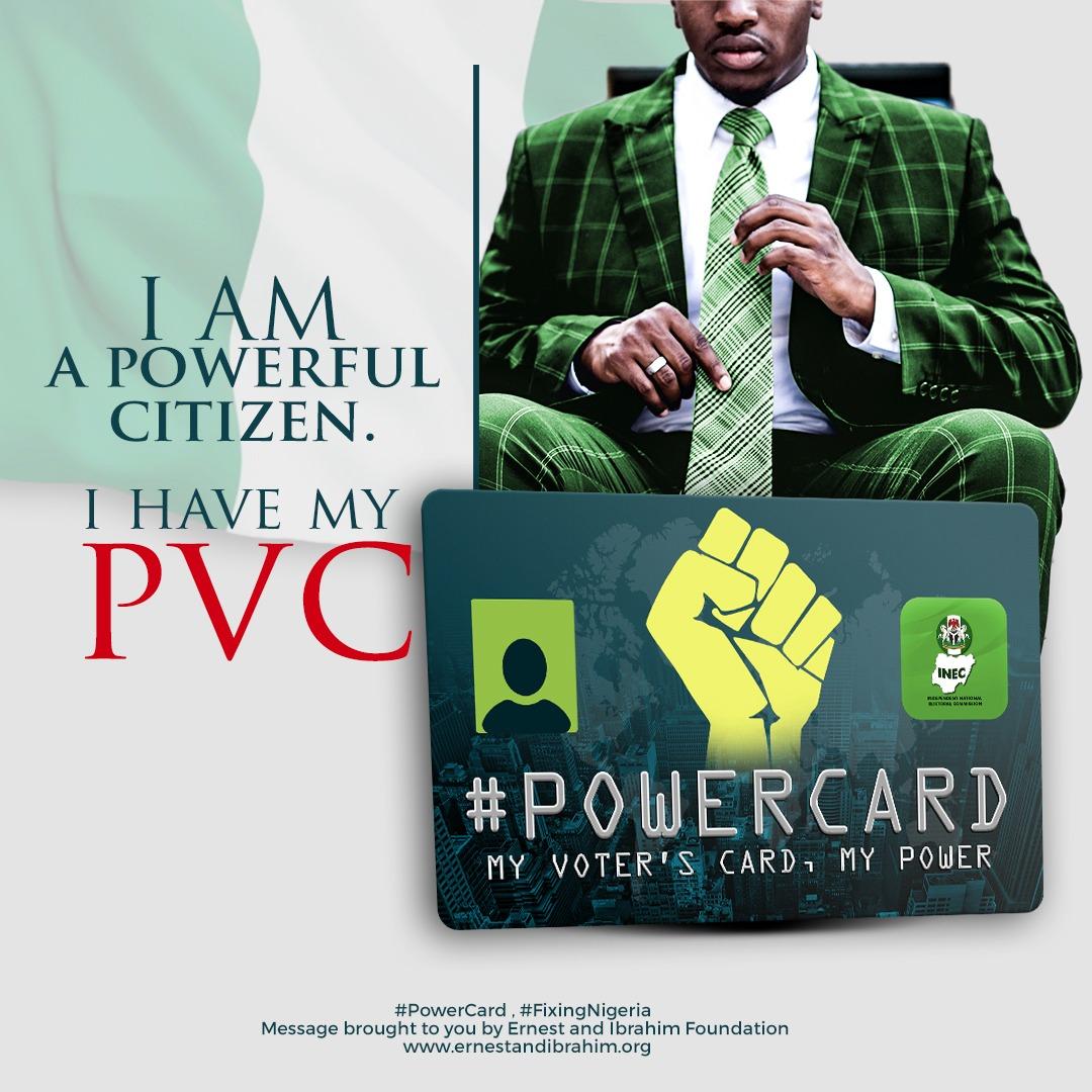 #PowerCard #FixingNigeria