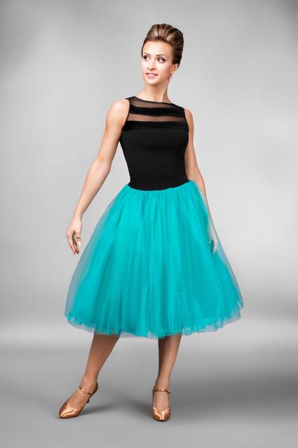 Módní trendy tanečních šatů / trend č. 5