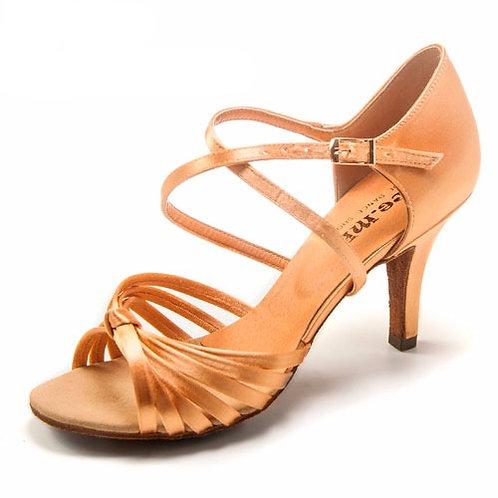 0809   Dámská taneční obuv Latina