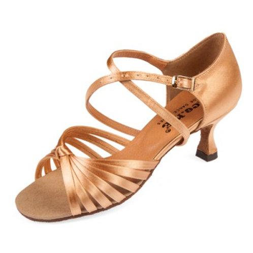 0509   Dámská taneční obuv Latina