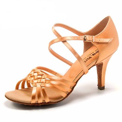 0812   Dámská taneční obuv Latina