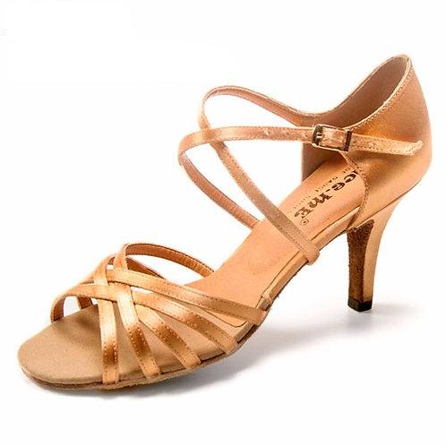 0801   Dámská taneční obuv Latina