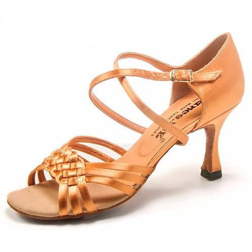 0712   Dámská taneční obuv Latina
