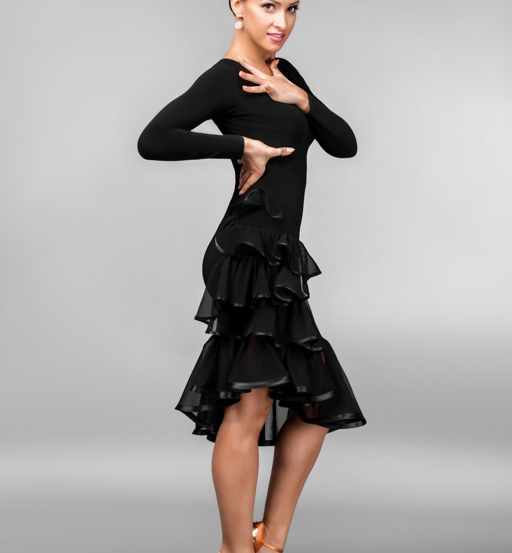 Taneční šaty pro latinu 756.1