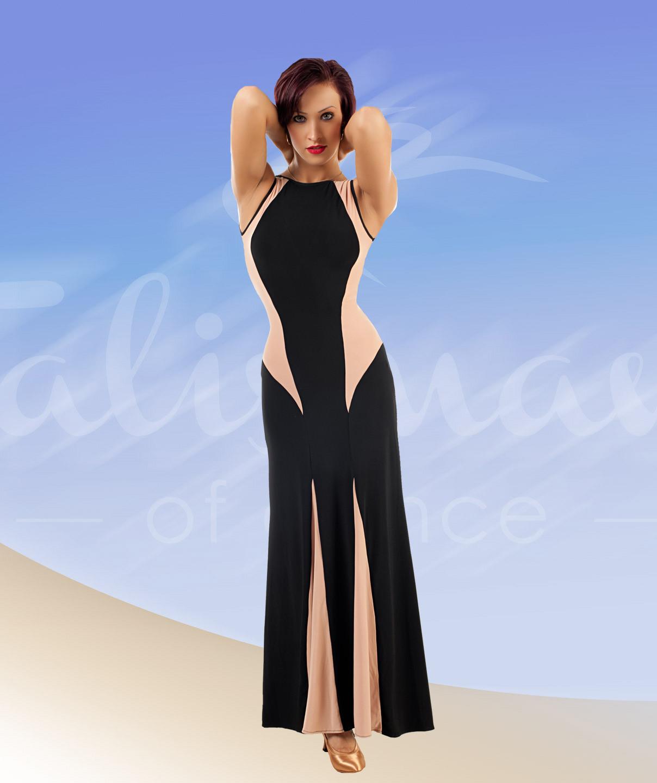 Dámské šaty na standard 687