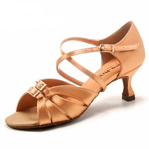 0505   Dámská taneční obuv Latina