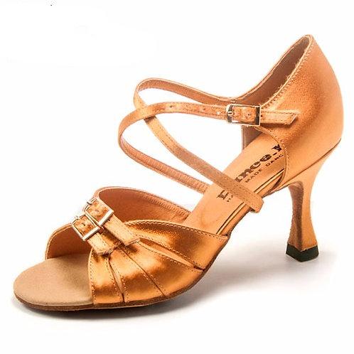 0705   Dámská taneční obuv Latina