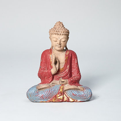 בודהה מעץ