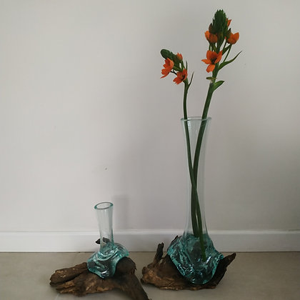אגרטל זכוכית