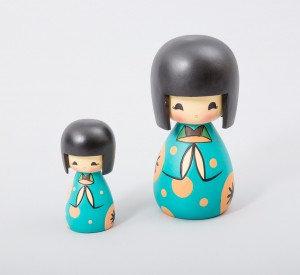 בובה עם קימונו חנות כיכר רבין