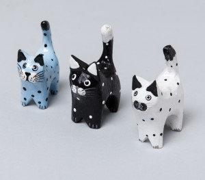 חתולי עץ קטנים