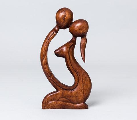 פסל עץ זוגיות