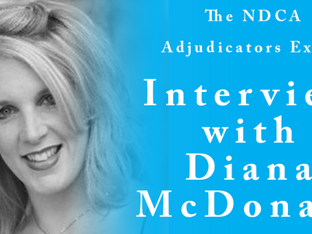 The NDCA Adjudicator's Exam: Interview with Diana McDonald