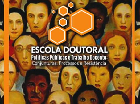 Políticas Públicas e Trabalho Docente tematiza programação da Escola Doutoral (PPGEduC)
