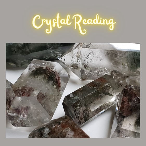 Psychic Crystal Reading (In-Person)