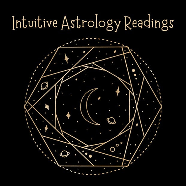 Intuitive Astrology Readings (In-Person)