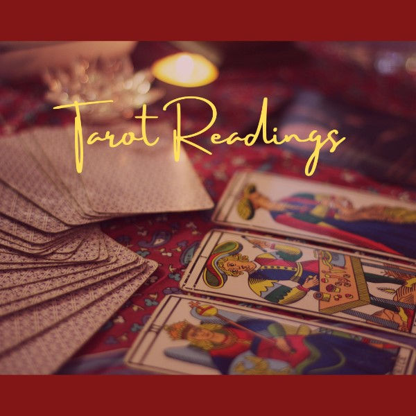 Tarot Reading (In-Person)