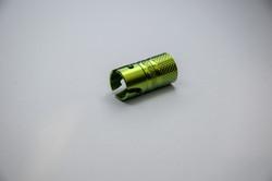 Raccord hydraulique vert