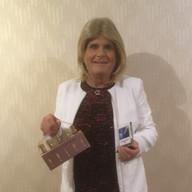 Our October 2018 Award winner, Debbie Fox.