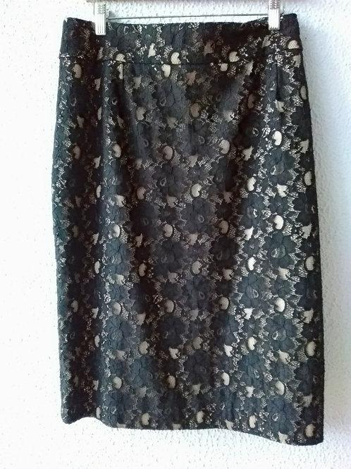 Neiman Marcus Lace Skirt Sz.18W