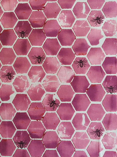 Honey Comb - Plum