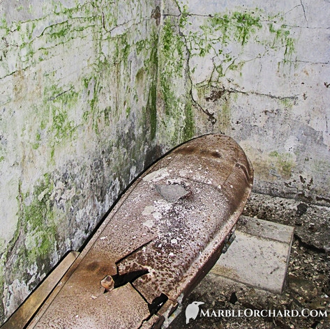 Second Coffin Sunken Mausoleum