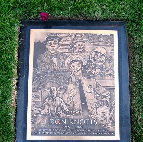 Don Knotts Grave