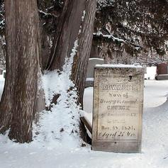Edward H Tombstone