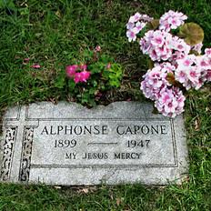 Al Capone Gravestone