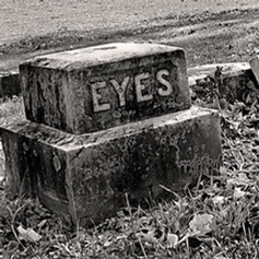 Eyes in the Cemetery
