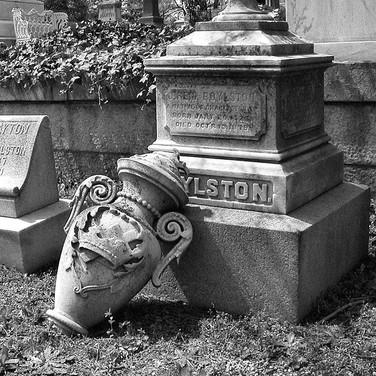 Fallen Urn