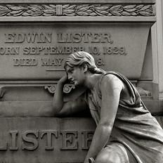 Misery, Edward Lister Grave