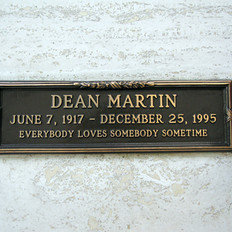 Dean Martin Grave