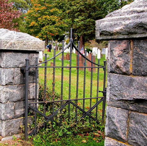 Another Sleepy Hollow Gate