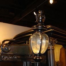 Funeral Coach Lamp