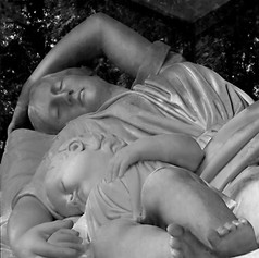 Mother and Child, Frances Pearce