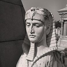 Sphinx Brunswig Family Mausoleum