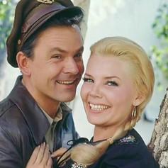 Bob Crane and Sigrid Valdis