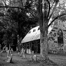 Church and Tree South Highland Methodist
