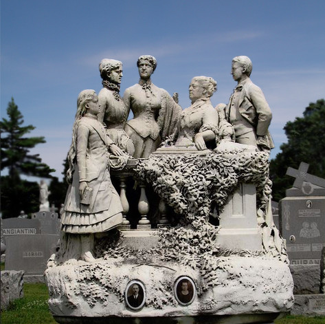 Di Salvo Family Sculpture