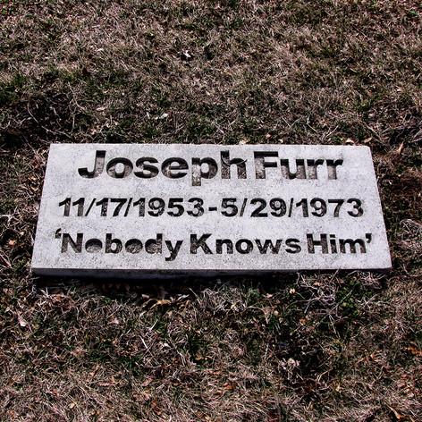Joseph Furr Nobody Knows Me Greenmount C