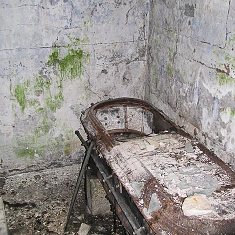 Coffin in the Sunken Mausoleum