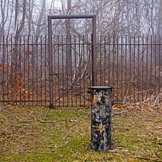 1st United Methodist Cemetery Fence