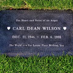 Carl Wilson Grave