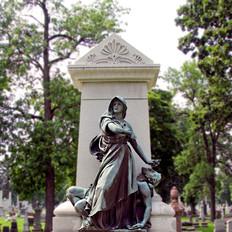 Haymarket Massacre Martyr's Memorial