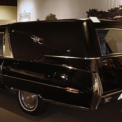 1973 Cadillac Hearse