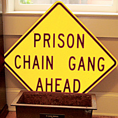 Chain Gang Display