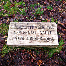 Centralia's Centennial Vault 1866-1966
